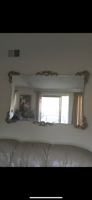 Wall antique mirror for Sale in Fremont, CA