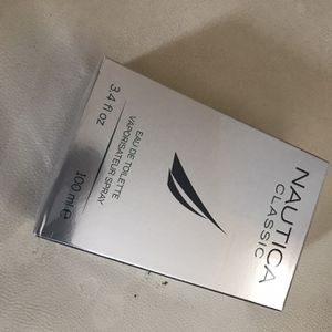 Nautica Classsic 3.4FL 100ml Perfume For Men for Sale in San Jose, CA