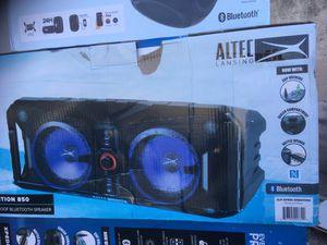 Waterproof rechargeable Bluetooth speaker for Sale in Philadelphia, PA