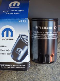 Oil. Filters..OEM...MOPAR for Sale in Covina,  CA