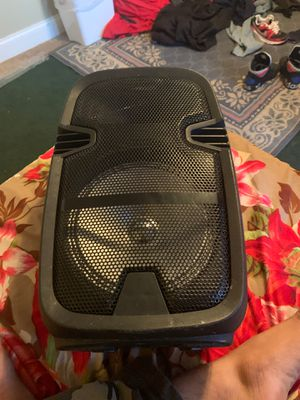 Bluetooth speaker Coby for Sale in Pittsburgh, PA