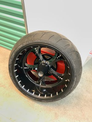 honda motorcycle rear wheel for Sale in NJ, US