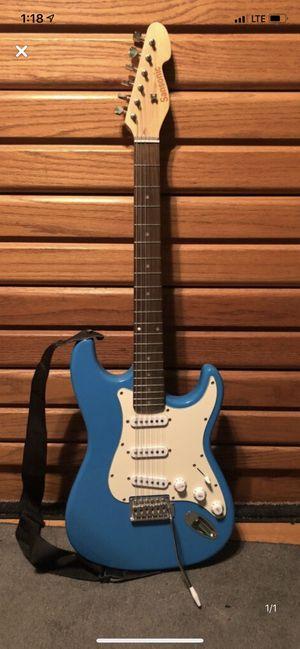 Sansonic electric guitar for Sale in Atascadero, CA