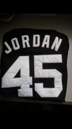 Michael jordan white sox jersey sz56 for Sale in Potomac, MD