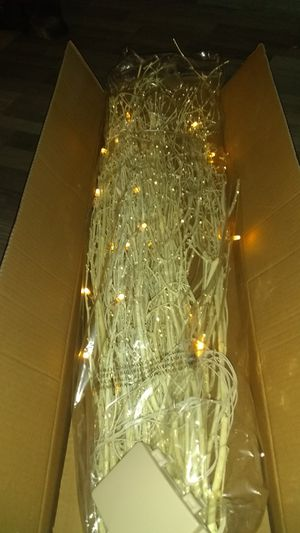 """36"""" Dew Drop Branches Battery operated 30-LED with Timer for Sale in Norman, OK"""