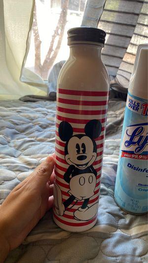 Mickey Mouse water bottle for Sale in Riverside, CA