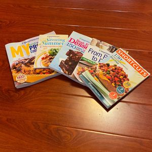 Weight Watchers Cookbooks for Sale in Howell Township, NJ