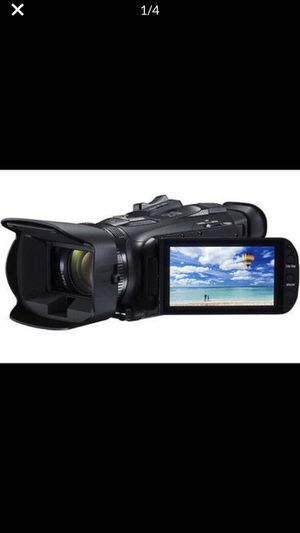 Canon Vixia HF Full HD Camcorder for Sale in Sandy Springs, GA