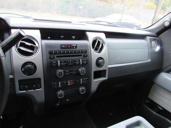 2012 Ford F150 SuperCrew Cab