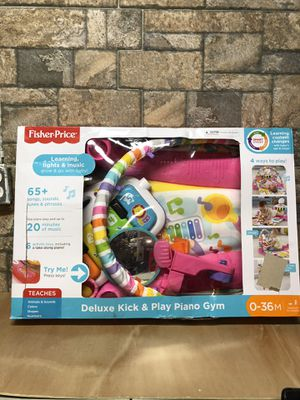Fisher Price Kids Piano Gym for Sale in Sterling Heights, MI