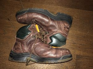 Timberland Waterproof Steel Toe Work Boots M10 1/2 ASTM F2413-05 for Sale in Dallas, TX