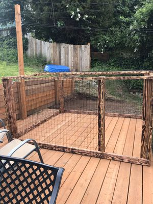 Encloser for anything animal or garden for Sale in Camas, WA