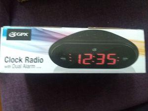 Alarm clock and radio for Sale in Washington, DC