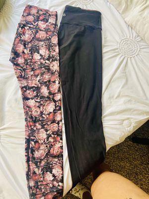 Lululemon Leggings for Sale in Temecula, CA