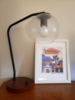 Mid century modern desk lamp for Sale in Encinitas, CA