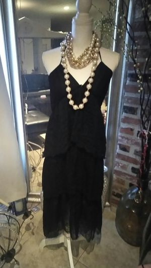NEW LACE DRESS MEDIUM ADULT SZ for Sale in Riverside, CA