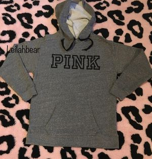 VS Pink Hoodie Pullover Sz. M for Sale in Houston, TX