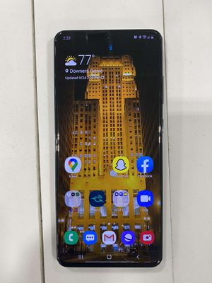 Verizon Samsung S20 Ultra looking for samsung fold 2 for Sale in Chicago, IL