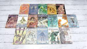 Claymore Manga 1 - 17 #shop13 D1 for Sale in Hacienda Heights, CA