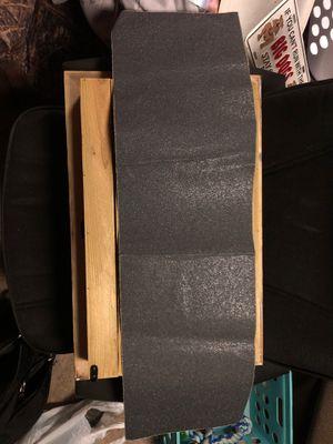 sheet of grip tape for skateboard for Sale in Otsego, MI