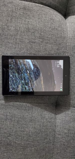 Kindle fire 7inch tablet 16GB for Sale in Lexington, SC