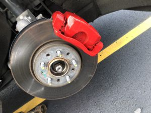 I will plasti dip black out your rims and paint your calipers for Sale in Des Plaines, IL