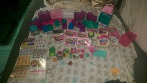Shopkins And Accessories for Sale in Jackson Township, NJ
