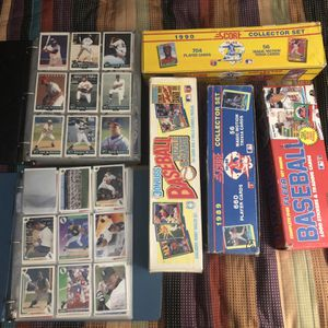 Baseball Cards Sets for Sale in Ontario, CA
