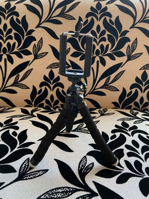 Black foam mini tripod GoPro dslr iPhone camera phone holder for Sale in San Jose, CA