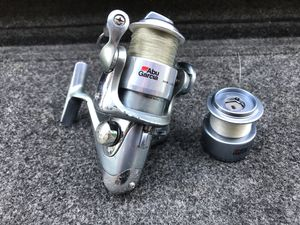 Abu Garcia Cardinal 102 fishing spinning reel for trout bass Kokanee for Sale in Troutdale, OR