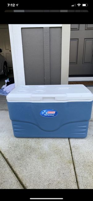 Coleman xtreme cooler for Sale in Vancouver, WA