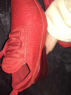 Red Nike 270's for Sale in Salem,  OR