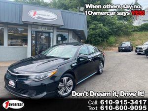 2017 Kia Optima Plug-In Hybrid for Sale in Clifton Heights, PA