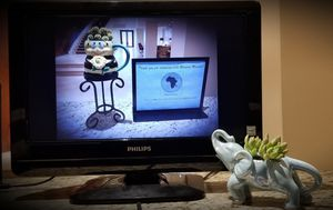 ⬇️PHILIPS Energy Efficient TV/Computer Monitor for Sale in Washington, DC