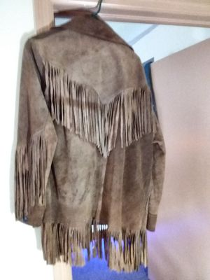 Easy Rider Fringed Coat for Sale in North Fort Myers, FL