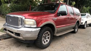 2000 ford excursion limited runs excellent for Sale in Norwalk, CA