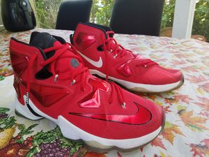 Lebron James shoes size 11 for Sale in Delray Beach, FL