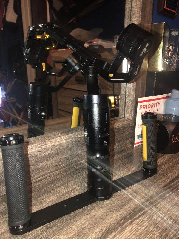 GIMBAL IKAN DS2-A STABILIZER