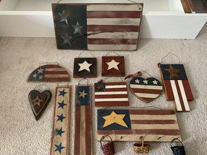 Country Americana decor for Sale in Herndon, VA