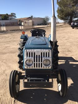 Tractor Mitsubishi D1500 for Sale in Phelan,  CA