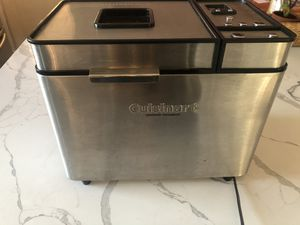 Cuisinart Bread Maker for Sale in West Covina, CA