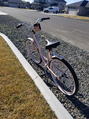 Shimano kent bike rose gold for Sale in Pasco, WA