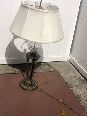 Vintage lamp for sale for Sale in Lake Worth, FL