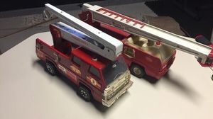 Vintage tonka fire trucks for Sale in Monroe Township, NJ