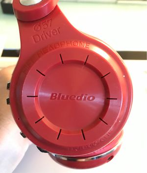 Wireless Bluedio Headphone Bluetooth for iPhone 📱 & Android Phone for Sale in Fontana, CA