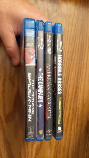 Various blu-ray movies for Sale in Buffalo, NY