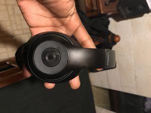 Beats studio matte black for Sale in Silver Spring, MD