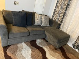 Grey Sectional Couch for Sale in Las Vegas, NV