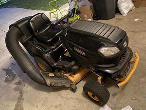 Craftsman Pro Series Riding Lawn Mower for Sale in Dallas, GA