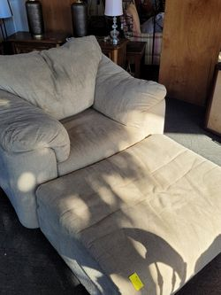 Chair And Ottoman for Sale in Los Angeles,  CA